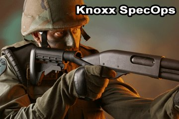 Knoxx%20SpecOps%20Stock 1 <!  :en  >Revolutionary Combat/Tactical Shotgun Recoil Reduction System<!  :  >