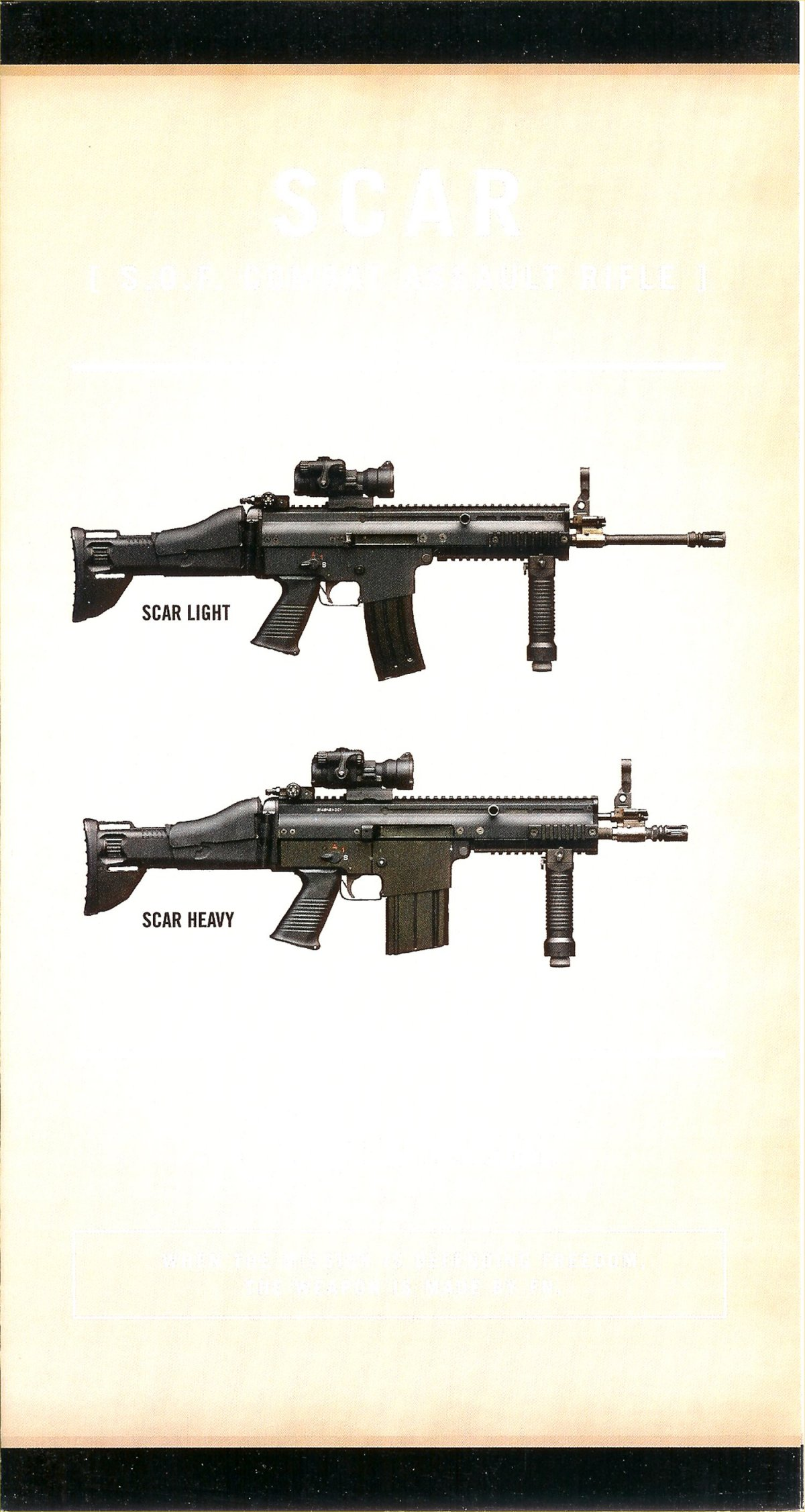 FNH%20USA%20SCAR%20Brochure Spec%20Sheet 1 <!  :en  >DefRev Exlusive: FN SCAR Update: NAVSEA/NSWC Crane Division and FNH Tri Folds<!  :  >
