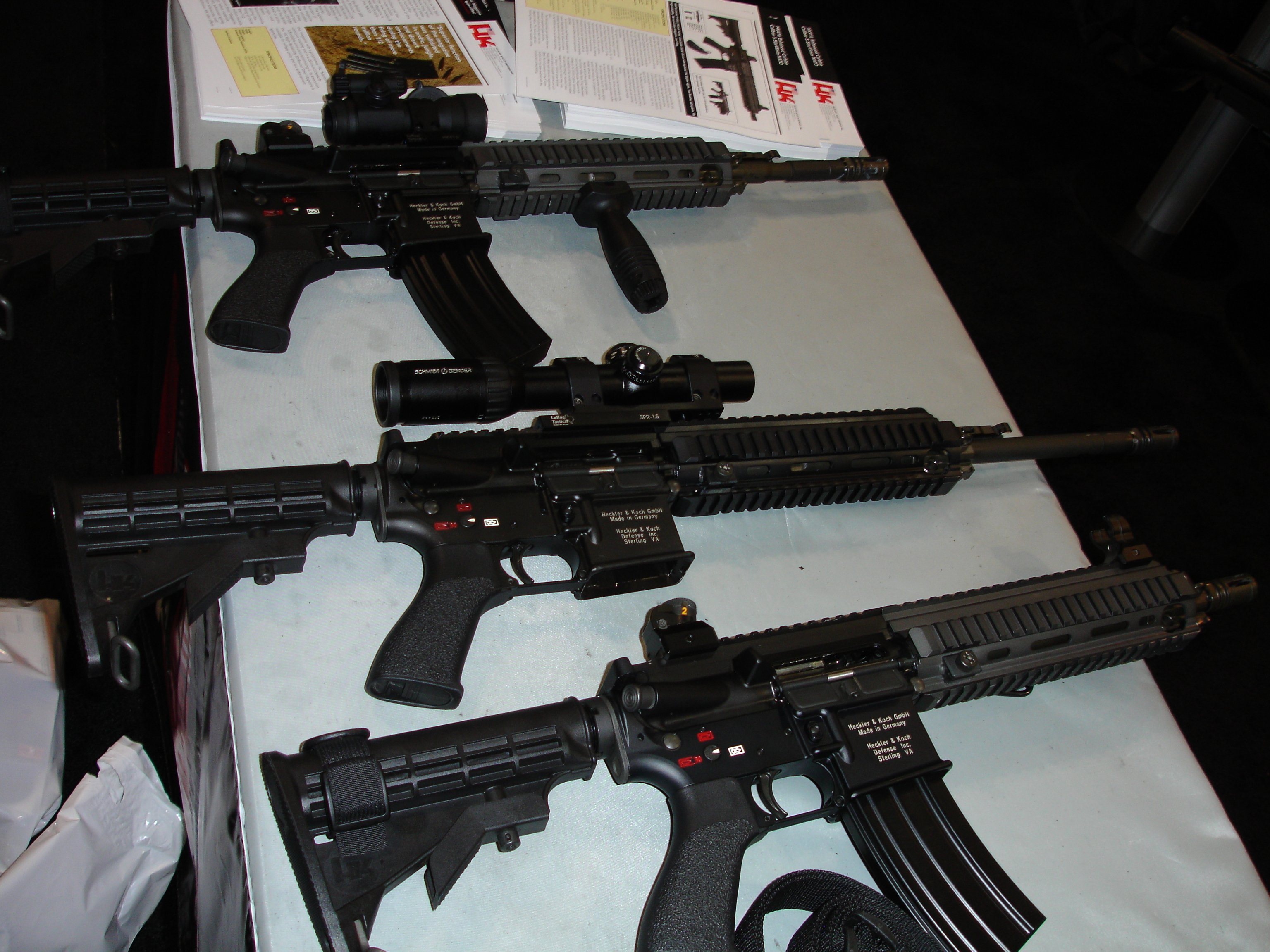 HK416 4 <!  :en  >HK416 Carbine/SBR Confiscation Program Unleashed on U.S. Army AWG<!  :  >