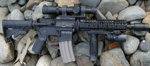 cqbupper c <!  :en  >Noveske Rifleworks Weapons Packages: CQB Barrel Meets The Krink<!  :  >