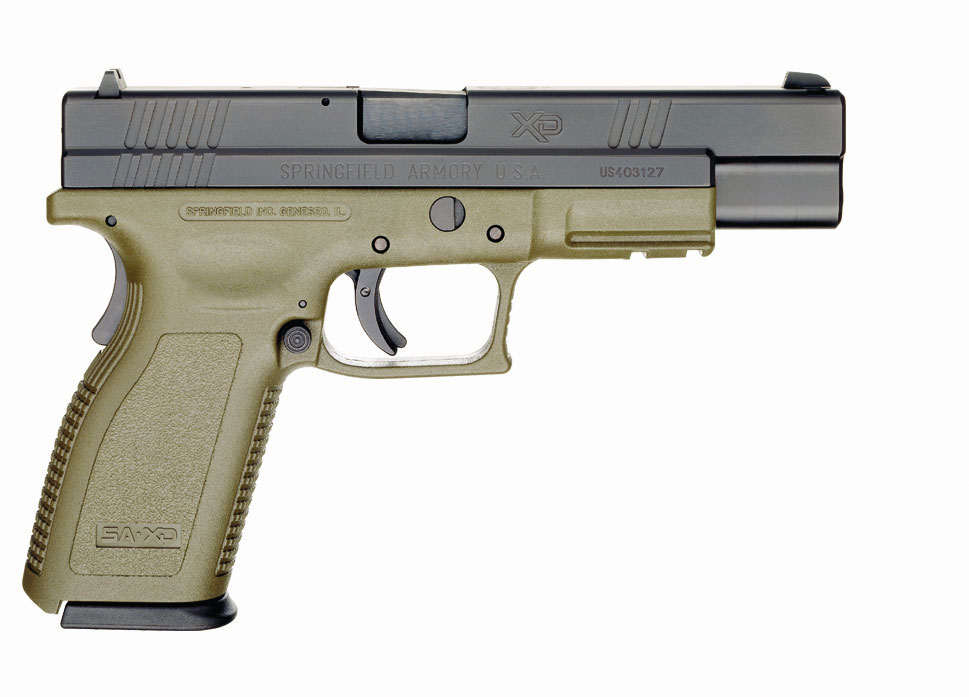 Springfield%20Armory%20XD%20.45%20GAP%20Pistol 5 <!  :en  >Springfield Armory XD Pistols: Serious Defensive Plastic for Serious Use<!  :  >
