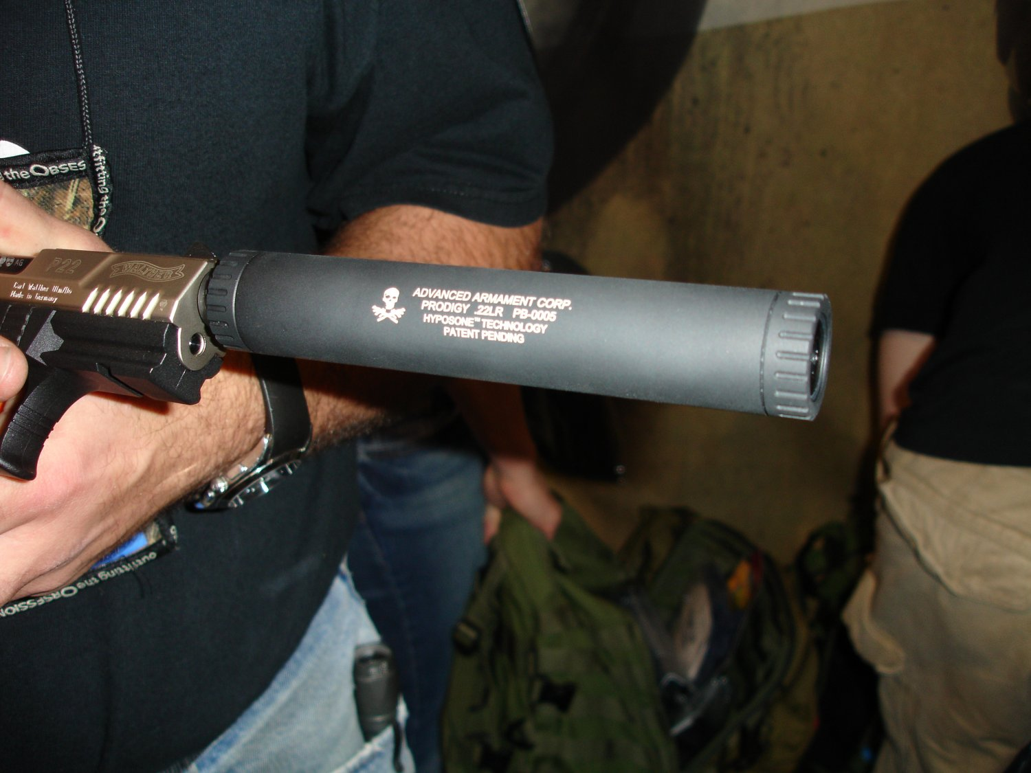 SHOT%20Show%202007%20 %20AAC 16 <!  :en  >Latest Advanced Armament Corp. (AAC) Silencers for Tactical Firearms (Photos!)<!  :  >