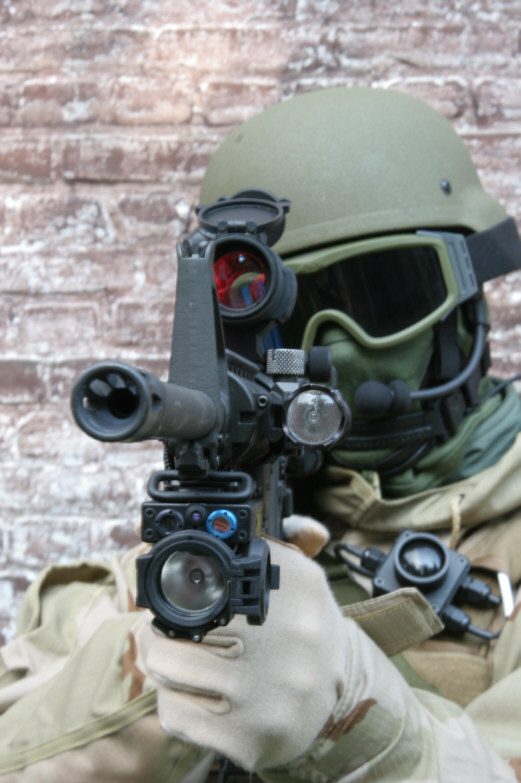 sf3 <!  :en  >New Military Grade ADT/Oerlikon Contraves Laser Light Module (LLM 01) Tactical IR Laser Aimer/White Light Module Introduced to U.S. Market by Advance Defense Technologies (ADT): British SAS and German KSK (Special Forces) Ready!<!  :  >