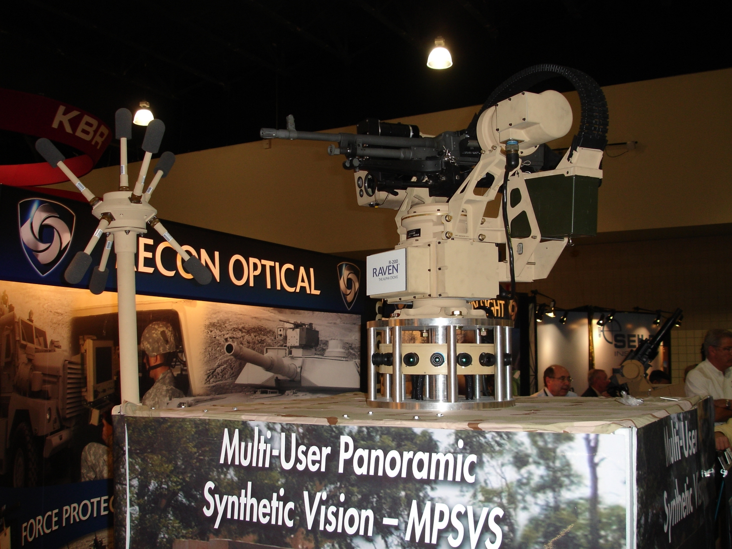 <!  :en  >Recon Optical CROWS Remote Controlled Weapon Stations for Enhanced Lethality<!  :  >