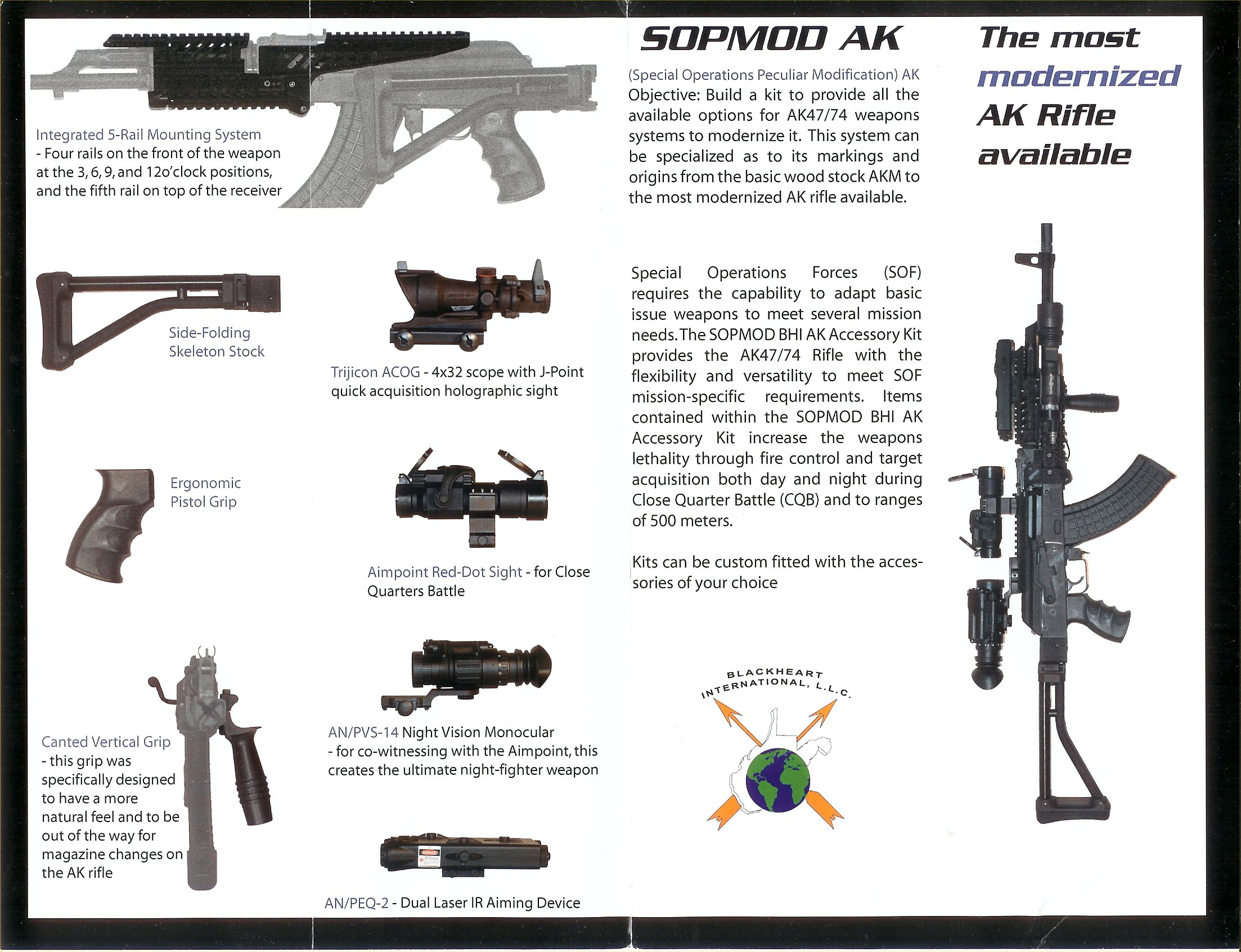 BHI%20SOPMOD%20AK 3 <!  :en  >BHI SOPMOD AK: Modernized AKM/Kalashnikov for SPECOPS and PSD/Security Operators<!  :  >