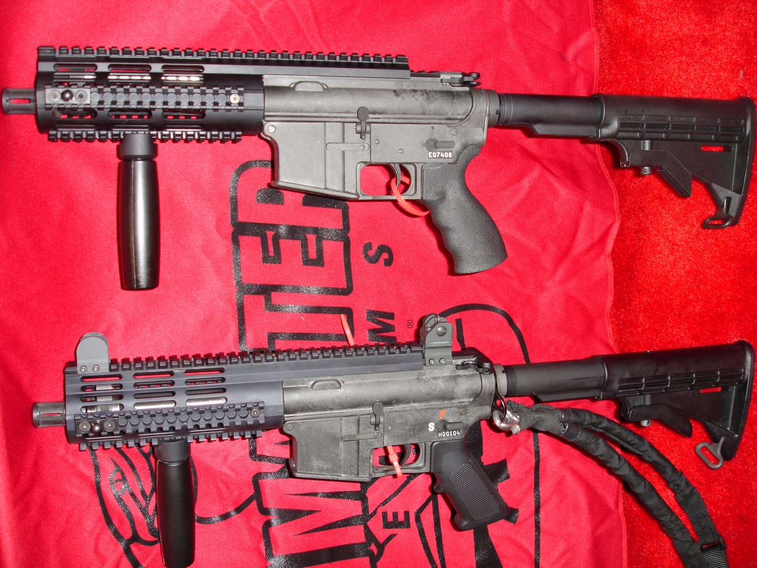 <!  :en  >Bushmaster Introduces Prototype 5.56mm Subcarbine/SBR and 9mm Subgun at IACP<!  :  >