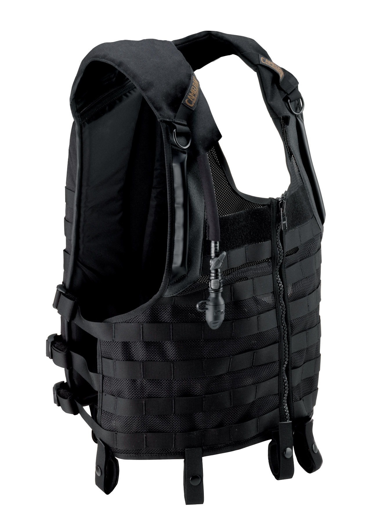 60436 TacticalVest Front <!  :en  >Camelbak Delta 5 Tactical Vest and ST 5 Tactical Pack: Latest Tactical Hydration<!  :  >