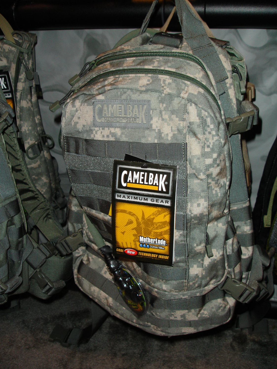 Camelbak%20MotherLode 1 <!  :en  >CamelBak Gears Up for U.S. Military SPECOPS and Chemical/Biological Warfare<!  :  >