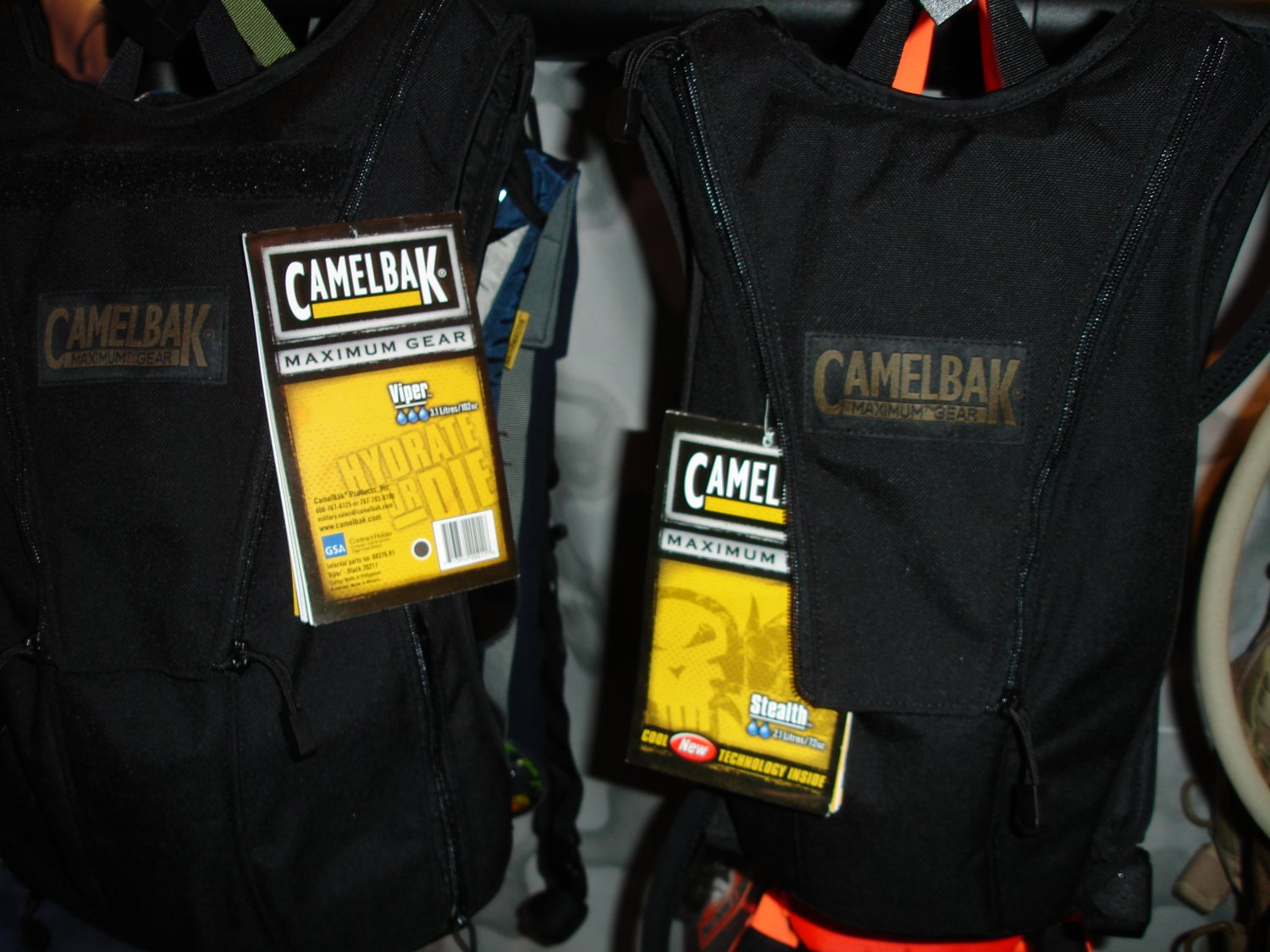 Camelbak%20Stealth%20and%20Viper 1 <!  :en  >CamelBak Gears Up for U.S. Military SPECOPS and Chemical/Biological Warfare<!  :  >