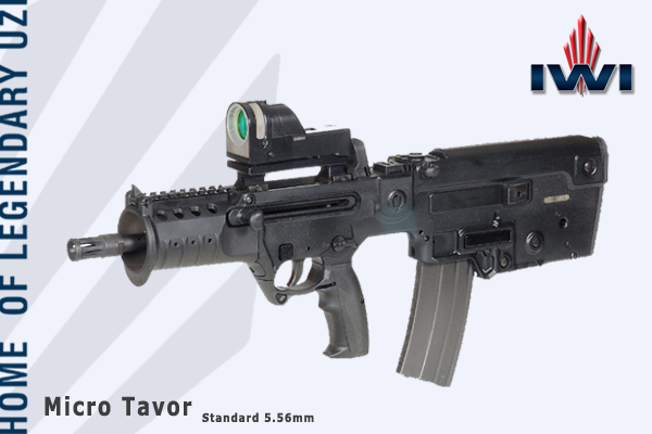 Micro Tavor 2 <!  :en  >IWI Negev Commando LMG/SAW and Micro Tavor MTAR 21 Bullpup Assault Rifle Demo<!  :  >