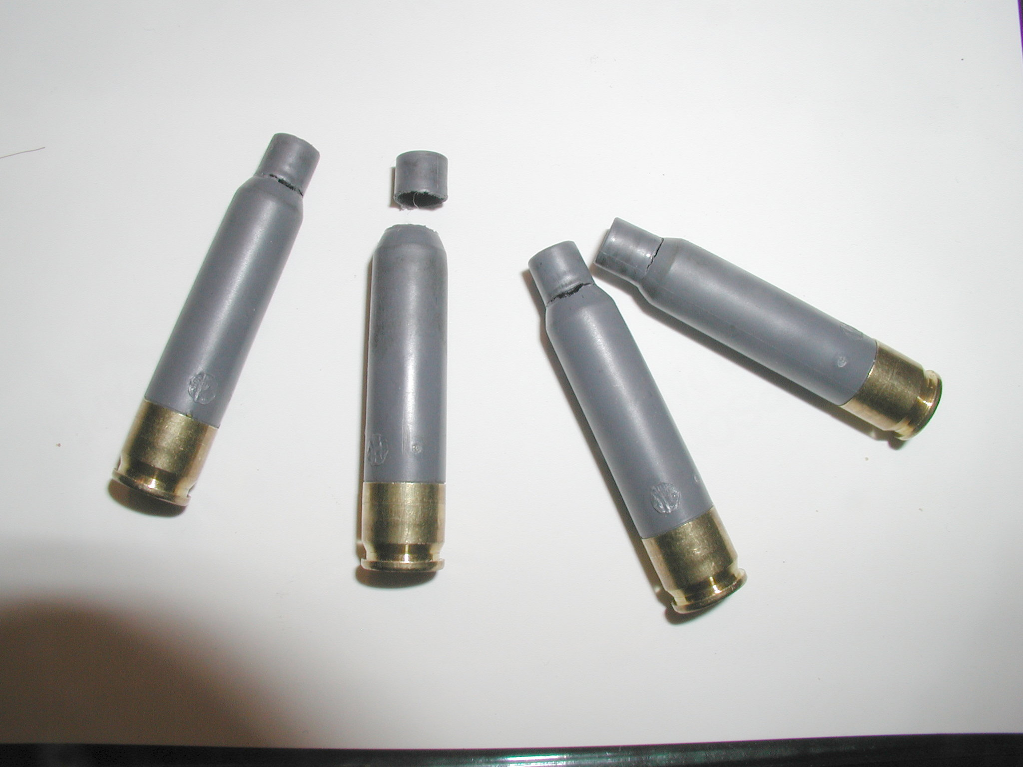 <!  :en  >Problems with NATEC PCA Spectrum Polymer Cased Ammo?<!  :  >