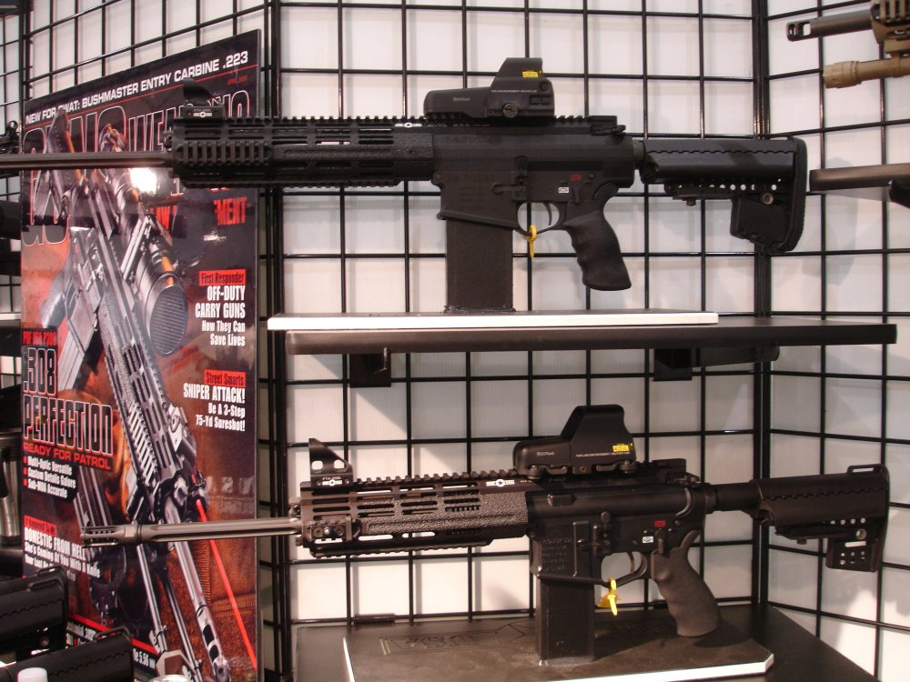POF P 308 SHOT%20Show%202008 2 03 08 6 <!  :en  >POF P 308 Gas Piston/Op Rod Battle Rifle/Carbine at SHOT Show 2008<!  :  >