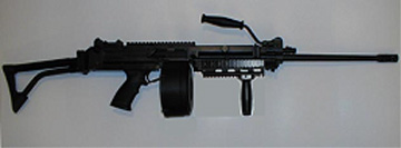 Ultimax 100 MK4: Best Choice for USMC Infantry Automatic ...