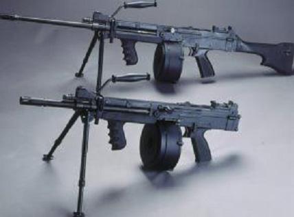 Оружие присутствует также в