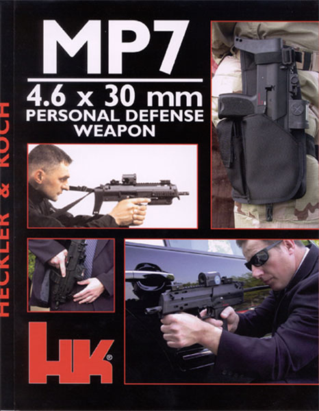 MP7 1copy <!  :en  >HK MP7 PDW. Serious Compact Firepower<!  :  >