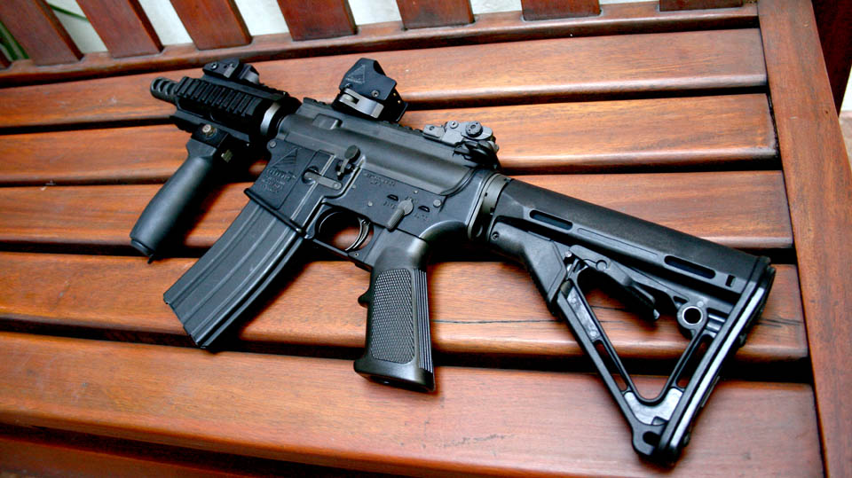 5s <!  :en  >FERFRANS Ultra Concealable Piston Driven 6 inch AR Subcarbine/SBR (Video!)<!  :  >