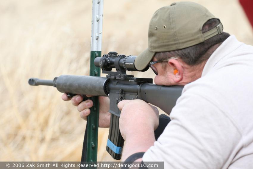 CarbineOptics ZakSmith 6 <!  :en  >Fighting Carbine Optics: Pick the Right One<!  :  >