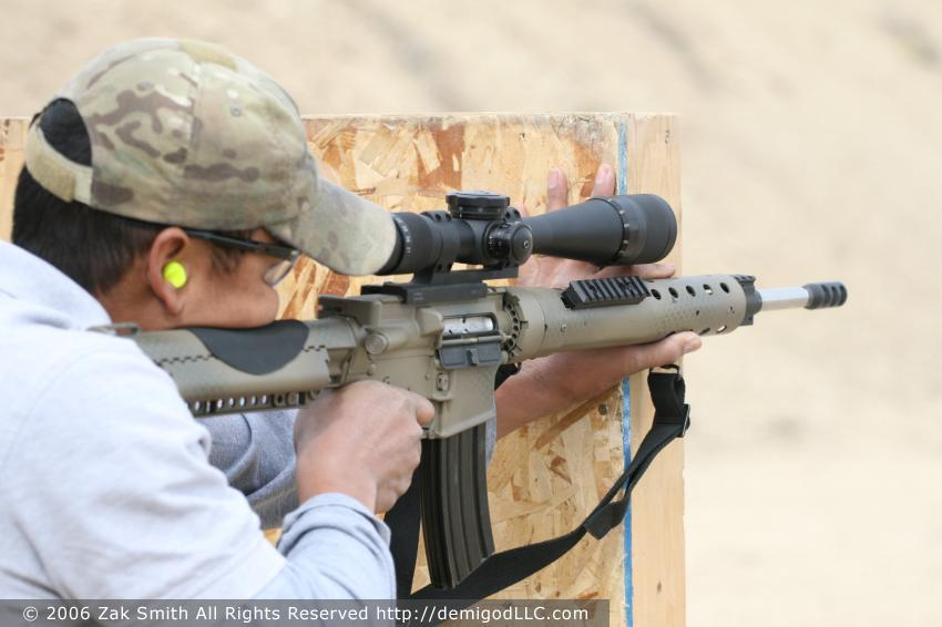 CarbineOptics ZakSmith 7 <!  :en  >Fighting Carbine Optics: Pick the Right One<!  :  >