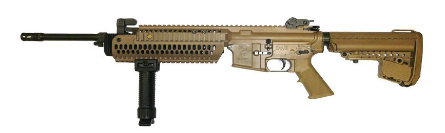 Colt IAR 6940 <!  :en  >Colt IAR (Infantry Automatic Rifle) Assault Rifle/SAW Hybrid Weapon (Photos!)<!  :  >