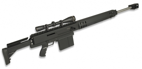 Jard J50 .50BMG Rifle 2 <!  :en  >JARD J50 Semi Auto .50 BMG (12.7x99mm NATO) Anti Materiel/Sniper Rifle<!  :  >