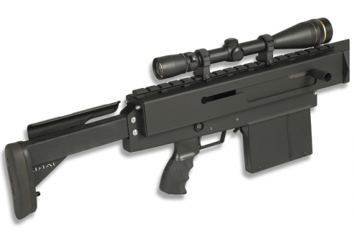 Jard J50 .50BMG Rifle 3 <!  :en  >JARD J50 Semi Auto .50 BMG (12.7x99mm NATO) Anti Materiel/Sniper Rifle<!  :  >