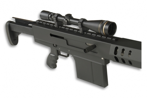 Jard J50 .50BMG Rifle 6 <!  :en  >JARD J50 Semi Auto .50 BMG (12.7x99mm NATO) Anti Materiel/Sniper Rifle<!  :  >