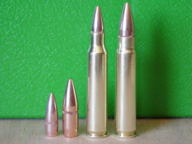 Kramer 6.8 1 <!  :en  >6.8x45mm Kramer Urban Combat Cartridge (UCC) for Urban Warfare Ops<!  :  >