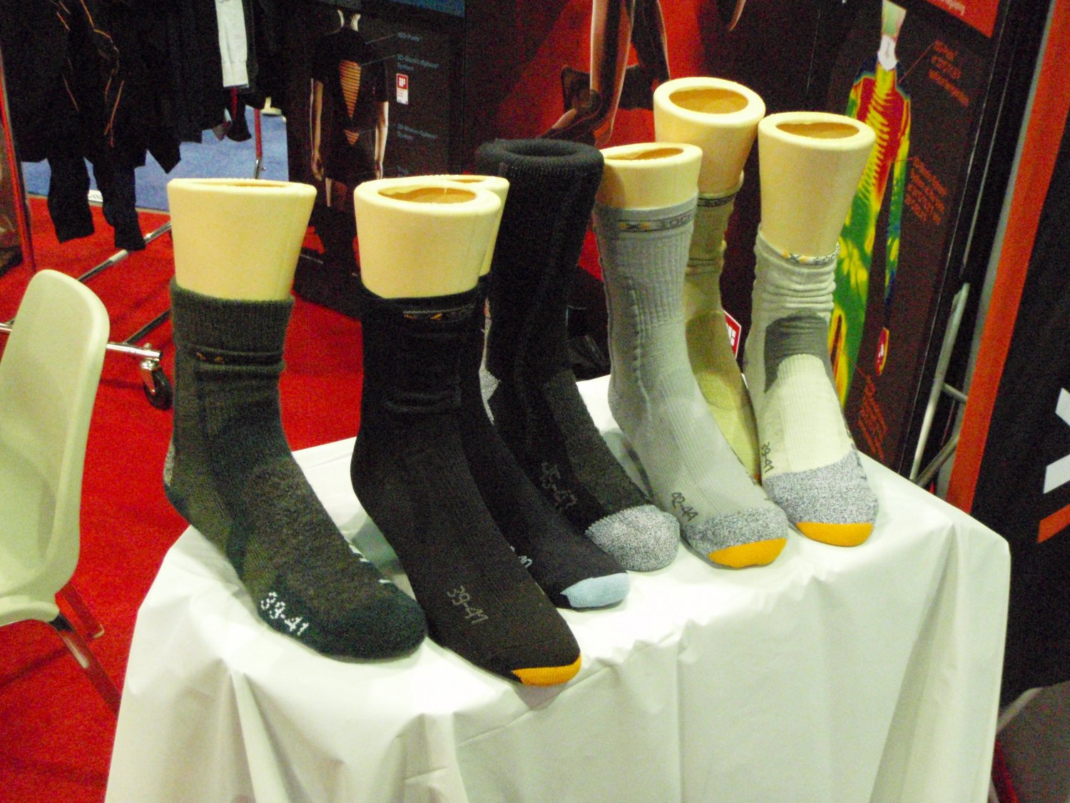 Lowa X Socks 1 <!  :en  >LOWA Tactical Boots Introduces LOWA Desert Mid Tactical Boot at SHOT Show 2009<!  :  >