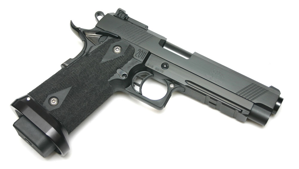 Marvel tactical A <!  :en  >Marvel Custom Tactical 1911 Pistols for Special Operations and Concealed Carry<!  :  >