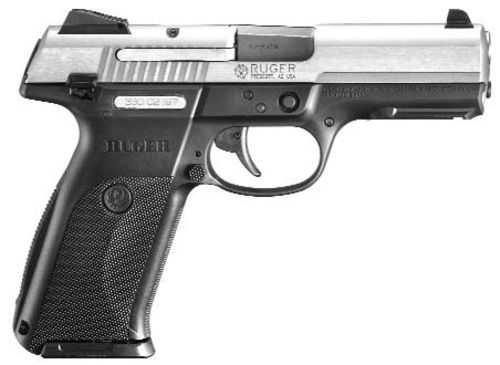 Ruger SR9 Pistol 4 <!  :en  >New Ruger SR9 Pistol: Striker Fired Tactical Plastic for Combat Applications<!  :  >