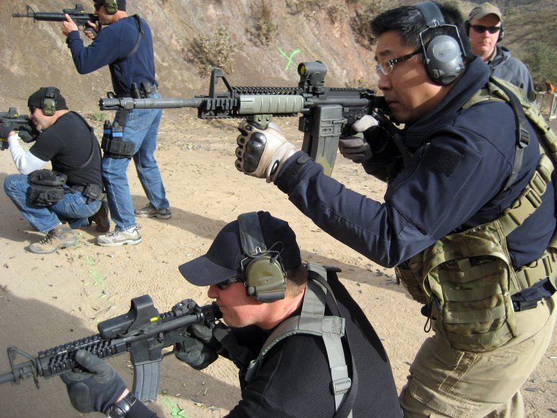 Tactical Response Rifle Chen Lee 3 <!  :en  >Tactical Response 'Fighting Rifle' Tactical Shooting Course Review<!  :  >