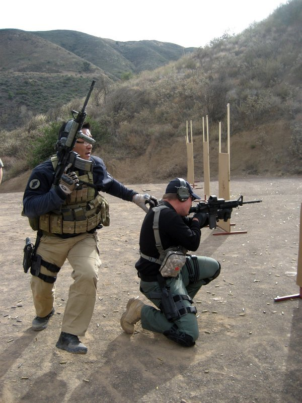 Tactical Response Rifle Chen Lee 7 <!  :en  >Tactical Response 'Fighting Rifle' Tactical Shooting Course Review<!  :  >