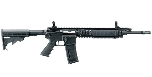 ruger sr556 2 <!  :en  >Ruger SR 556 Gas Piston/Op Rod AR 15 Carbine/Rifle: Ruger Enters the Piston Driven AR Fray<!  :  >