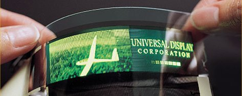 universal display corporation amfoled display screen 1 <!  :en  >Super Thin, Super Light, Durable and Cheap Bendable/Flexible OLED (FOLED) Display Technology on the Way for U.S. Militarys Future Soldiers?<!  :  >