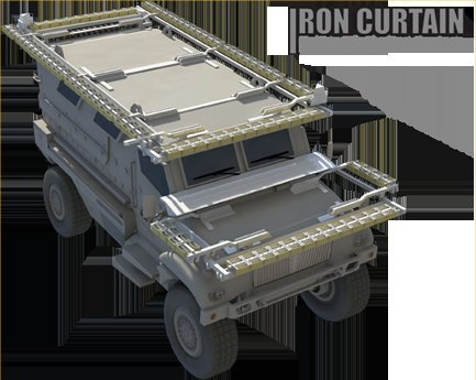 Artis Iron Curtain Active Protection System Aps Shoot