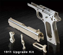 failzero 1911 pistol upgrade kit 1 <!  :en  >UCT Arms Introduces 1911 Pistol Upgrade Kit and Offers EXO Technology Coating Service for Personal Firearms<!  :  >