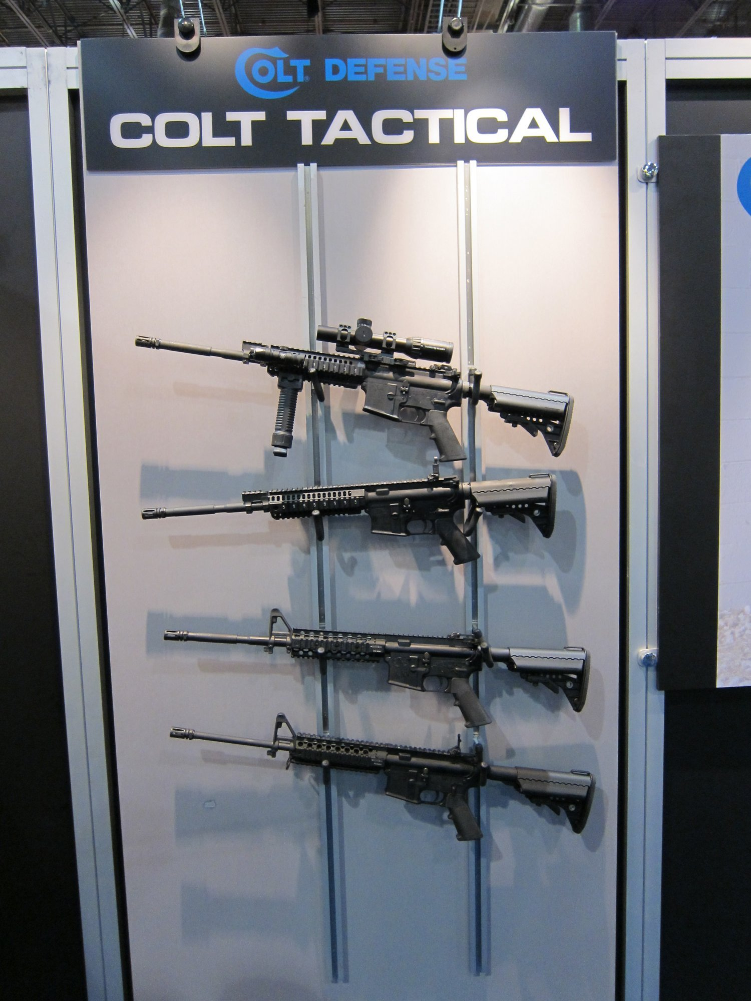 shot show 2010 colt tactical ar carbines 1 <!  :en  >Colt Defense Launches Colt Tactical Carbines/Rifles for Civilian Tactical Shooters at SHOT Show 2010: Tactical Guns Accessorized for Intensive Tactical Training<!  :  >