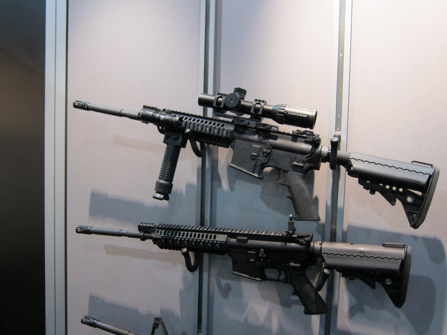 shot show 2010 colt tactical ar carbines 2 <!  :en  >Colt Defense Launches Colt Tactical Carbines/Rifles for Civilian Tactical Shooters at SHOT Show 2010: Tactical Guns Accessorized for Intensive Tactical Training<!  :  >
