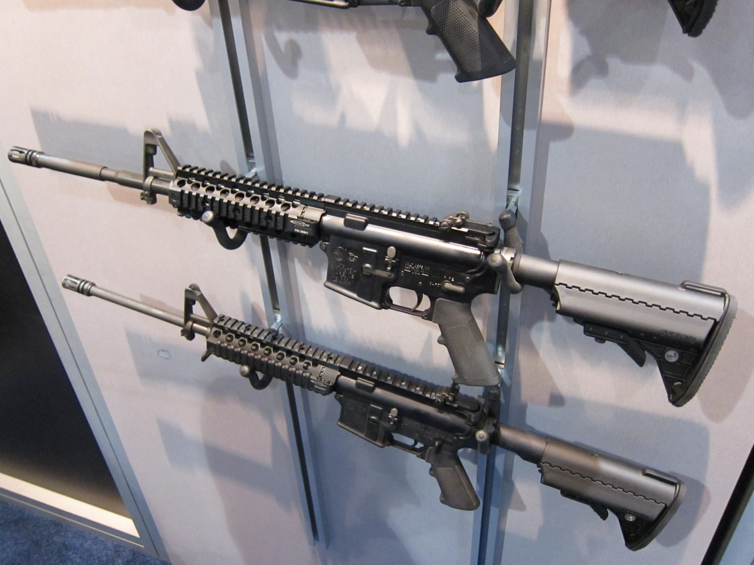 shot show 2010 colt tactical ar carbines 3 <!  :en  >Colt Defense Launches Colt Tactical Carbines/Rifles for Civilian Tactical Shooters at SHOT Show 2010: Tactical Guns Accessorized for Intensive Tactical Training<!  :  >