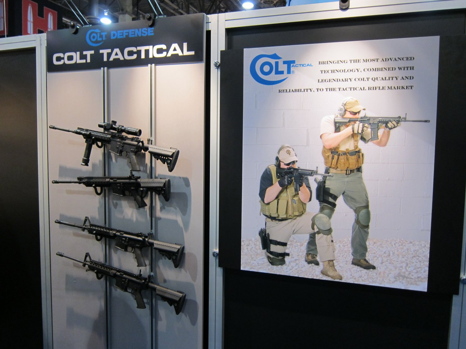 shot show 2010 colt tactical ar carbines 4 <!  :en  >Colt Defense Launches Colt Tactical Carbines/Rifles for Civilian Tactical Shooters at SHOT Show 2010: Tactical Guns Accessorized for Intensive Tactical Training<!  :  >