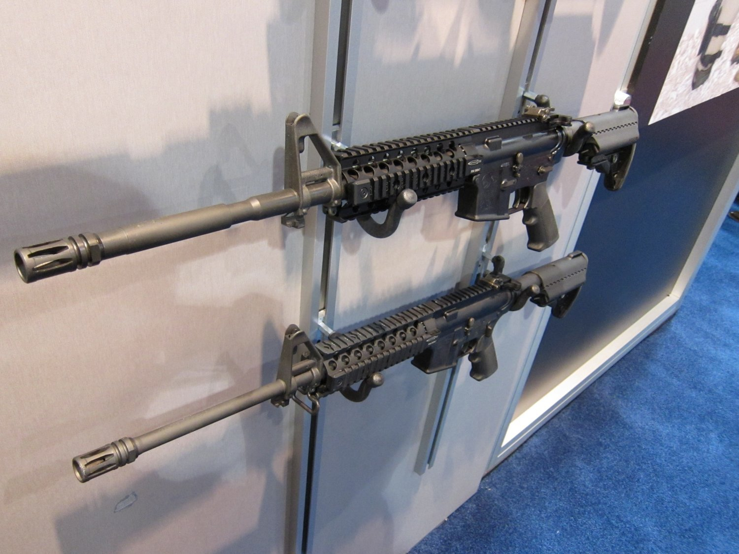 shot show 2010 colt tactical ar carbines 6 <!  :en  >Colt Defense Launches Colt Tactical Carbines/Rifles for Civilian Tactical Shooters at SHOT Show 2010: Tactical Guns Accessorized for Intensive Tactical Training<!  :  >