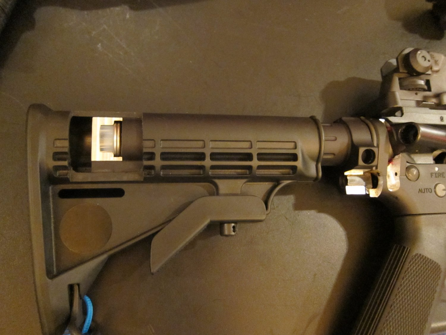 shot show 2010 primary weapons systems pws enhanced buffer tube milspec 2 <!  :en  >Primary Weapons Systems Introduces PWS Enhanced Buffer Tube, MilSpec for Tactical AR Carbines and SBRs/Subcarbines at SHOT Show 2010<!  :  >