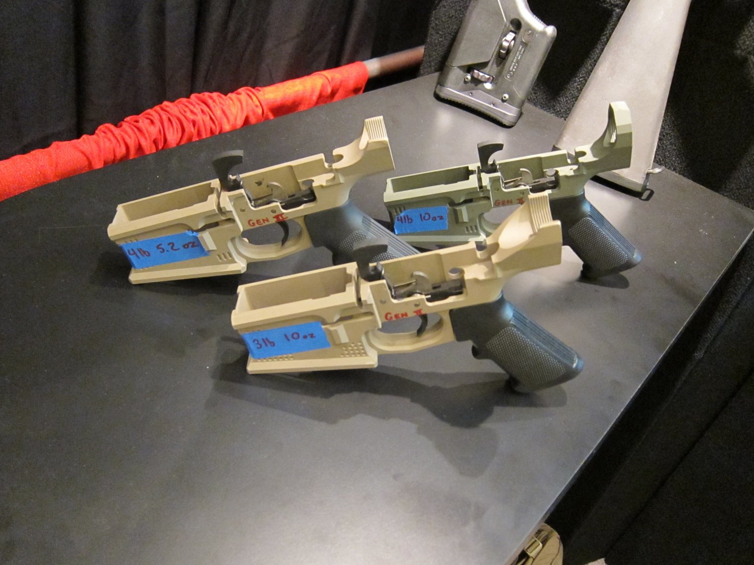 SHOT Show 2010 Iron Ridge Arms IRA 7.62mm AR Rifle Carbine Receivers and Trigger Assemblies 1 <!  :en  >Iron Ridge Arms IRA X (formerly IRA 10) Complete Sniper Rifle/Battle Rifle: This time, Thors hammer takes the form a 7.62mm/.308 tactical AR sniper rifle/carbine.<!  :  >