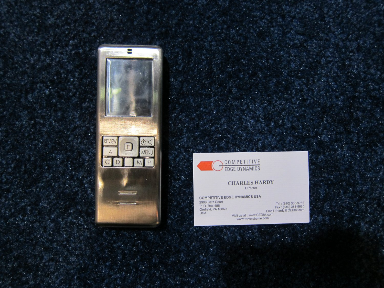 SHOT Show 2010 Competitive Edge Dynamics CED Prototype Electronic Shot Timer 1 <!  :en  >Competitive Edge Dynamics (CED) CED7000 Pro Prototype Next Gen Shot Activated Timer / Electronic Shot Timer<!  :  >