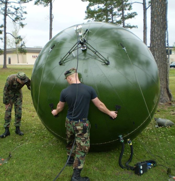 GATR 2.4m Beach Ball SATCOM 3 <!  :en  >GATR Technologies Ultra Transportable Beach Ball Style C band Inflatable Satellite Communications (SATCOM) Antenna Systems: Tactical Communications for Military Special Operations (SPECOPS) in Adverse Conditions<!  :  >