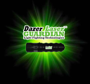 Laser Energetics Guardian 1 <!  :en  >Dazer Laser: Safer than a Taser? Me Oh My, It Looks Like a Phaser.  Bad guys better watch out...while they still can! (Video!)<!  :  >