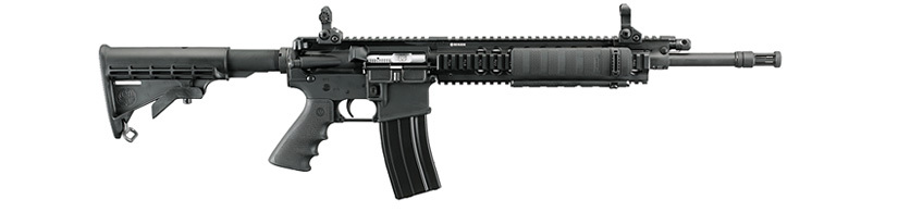 <!--:en-->Sturm, Ruger & Co. Introduces the Ruger SR-556/6.8 6.8 SPC (6.8x43mm SPC) Piston-Driven Tactical AR Rifle/Carbine<!--:-->