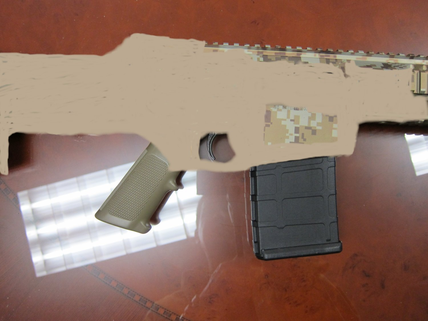 Colt CM901 Receivers and MagPul 7.62mm PMAG Sterilized 2 <!  :en  >DR Exclusive: Colt CM901 7.62x51mm NATO (7.62mm NATO)/.308 Win. Modular Battle Carbine/Rifle Magazine Revealed in Pictures (Photos!): Is it the MagPul PMAG 20LR 7.62mm Magazine?  Read and See! <!  :  >