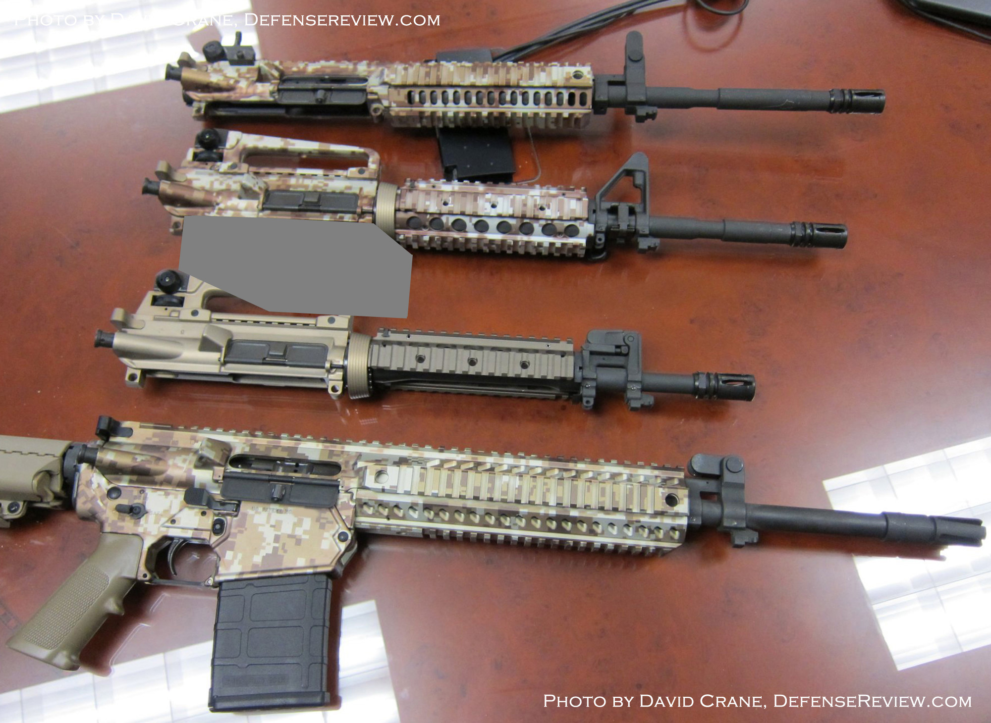 Colt CM901 AR Carbine SBR 7.62mm 28 Sanitized W <!  :en  >DR Exclusive First Look!: SCAR Who? Meet the Colt Modular Carbine (CMC) Model CM901 Multi Caliber 7.62mm NATO Battle Rifle / 5.56mm NATO Assault Rifle for U.S. Military Special Operations Forces (SOF) and General Infantry Forces (GIF). DefenseReview (DR) Reports (Photos and Video!) <!  :  >
