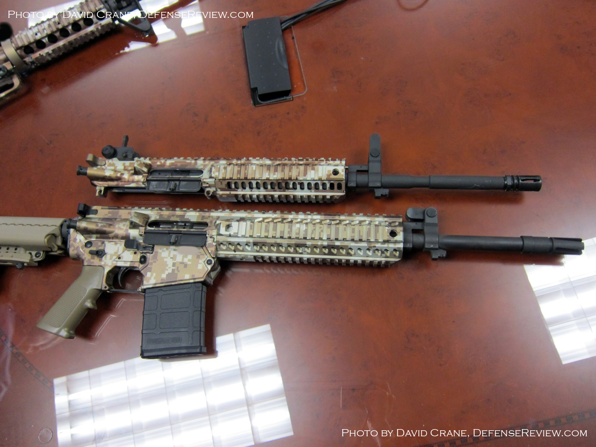 Colt CM901 AR Carbine SBR 7.62mm David Crane DefenseReview.com 27 <!  :en  >DR Exclusive First Look!: SCAR Who? Meet the Colt Modular Carbine (CMC) Model CM901 Multi Caliber 7.62mm NATO Battle Rifle / 5.56mm NATO Assault Rifle for U.S. Military Special Operations Forces (SOF) and General Infantry Forces (GIF). DefenseReview (DR) Reports (Photos and Video!) <!  :  >